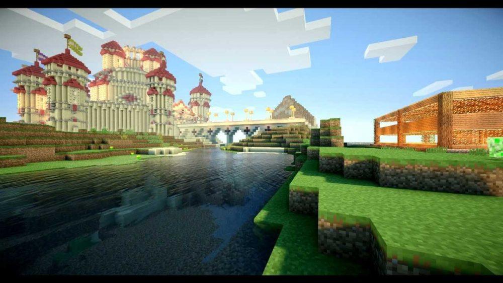 A handpicked list of Minecraft server
